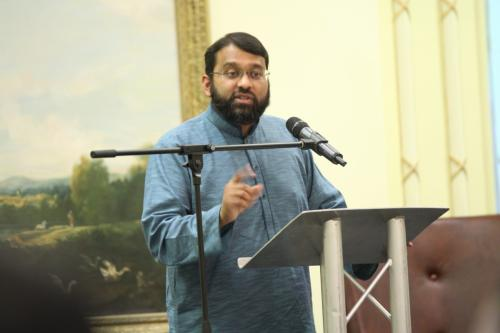 Yasir Qadhi - London - Nov 2017